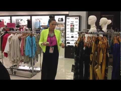 """Bebe """"Time to Sparkle"""" Event - Yorkdale Mall, Toronto"""