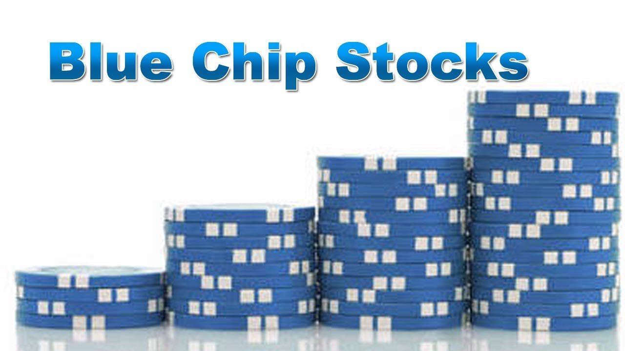 What is a 'Blue-Chip Stock'