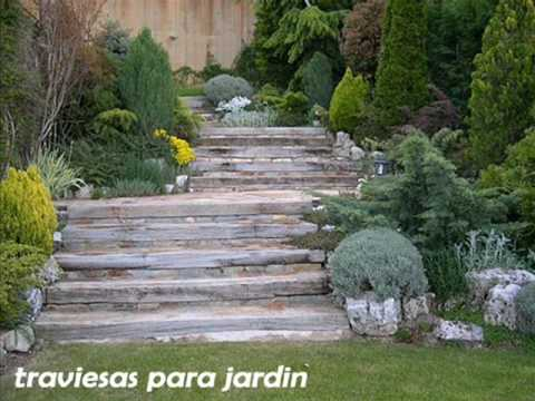Trucos jardin youtube for Carretillas de adorno para jardin