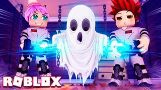 CAZANDO FANTASMAS at ROBLOX 👻🔫Haunted Hunters
