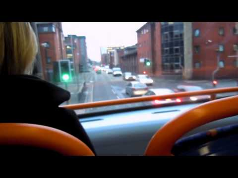 Manchester roads by Farshad