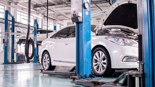 ГБО Hyundai Grandeur V6 3.0 BRC (Хюндай Грандер)