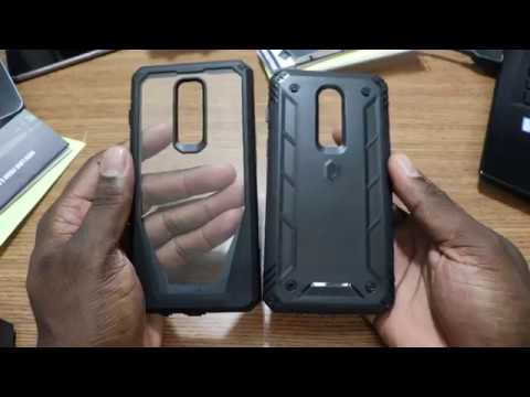 quality design 2f0ff 4bf13 Oneplus 6 Poetic Case Suite | Poetic Revolution; Guardian; Nubuck