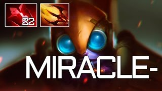 miracle dota 2   how to tinker   epic gameplay