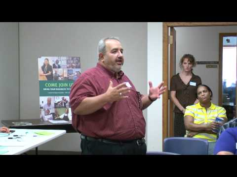Small Business/Minority Business Listening Session: Dane County Jobs and Prosperity Project