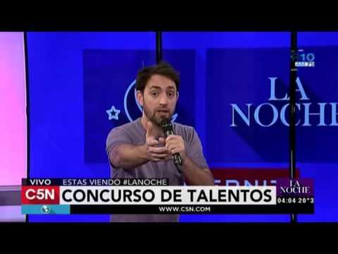 C5N - La Noche: 29/11/2015 (Parte 4)
