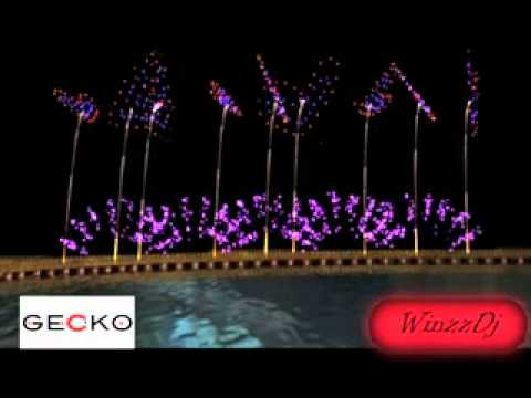 Gecko Pasti Cemburu Musical Fireworks Design xvid