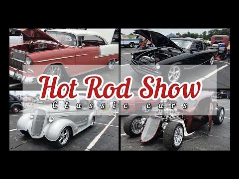 アメリカ/クラシックカー/Hot Rod Show /1987以降のクラシックカー/ 1987 and older vehicles/ street rod