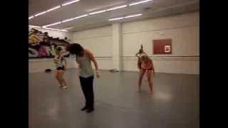 "Tenetia Di Salvo Class at CCD ""Here Comes The Rain Again"" by Eurythmics"