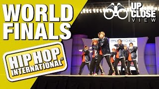 PLEASE SUBSCRIBE @ ▻ https://goo.gl/rfZEOu Up Close View: Kana-Boon! - Japan | Gold Medalist in the Varsity Division at Hip Hop International's 2015 ...