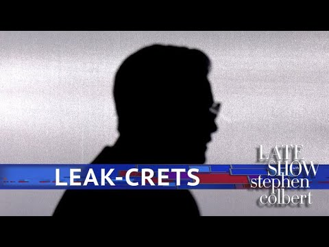 Presidential LeakCrets From The Anonymous OpEd Writer
