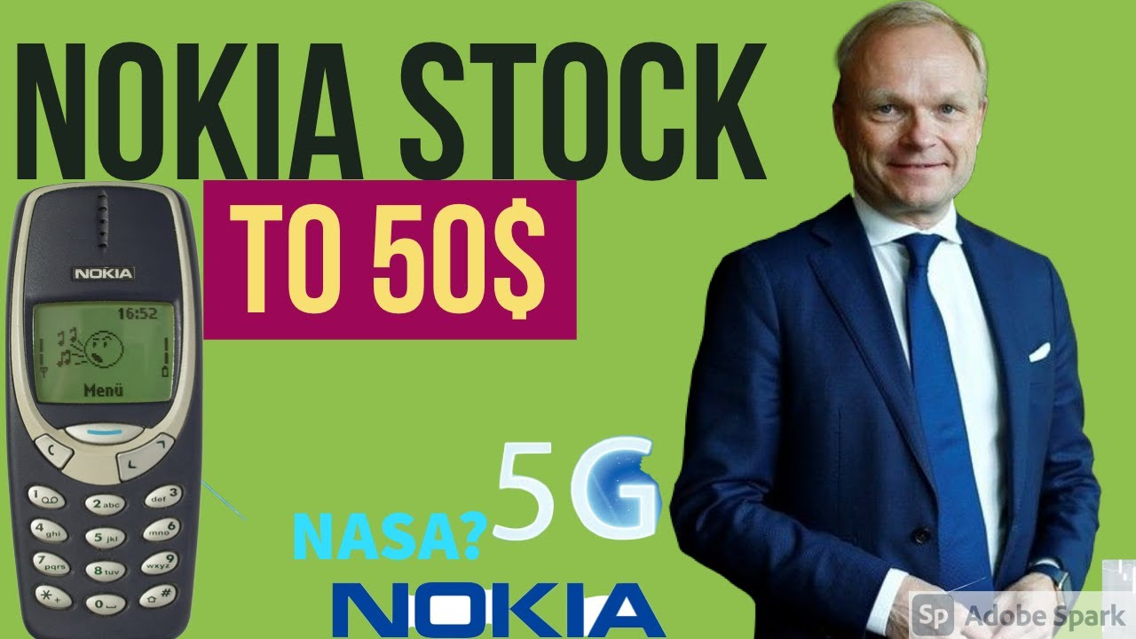 BEST 5G/6G STOCK TO BUY NOW FOR 500% RETURN |will Nokia stock rise again?UPDATE|nokia wins contracts