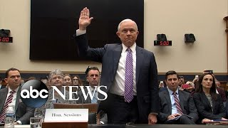 Jeff Sessions testifies again before Congress Free HD Video