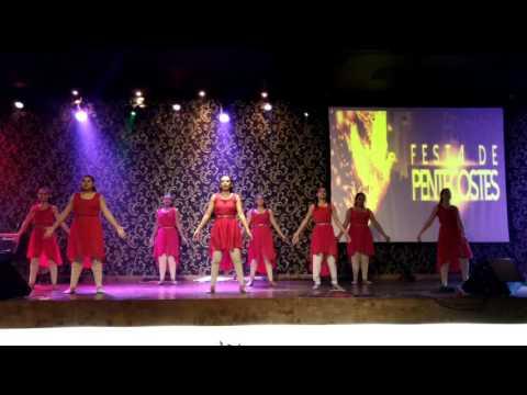 De Repente - Cultura do Céu | Ágata IBTA Festa de Pentecostes