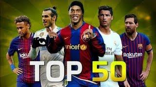 Top 50 El Clasico Goals (2000-2018