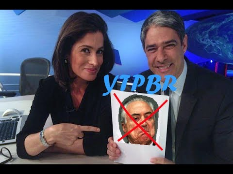 YTPBR - Jornal do Rio Nacional - Jornal Nacional