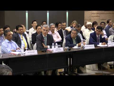 ISAS Workshop : Maritime Governance in South Asia - Part 2