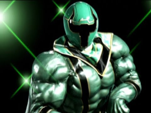 "Power Rangers Mystic Force - Mystic Muscle Fight | Episode 15 ""Inner Strength"" 