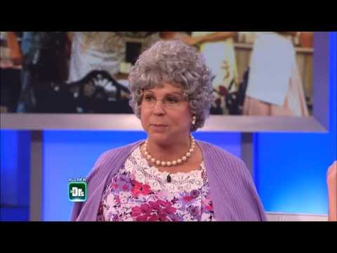 Mama Dishes Hollywood Health Advice  The Doctors
