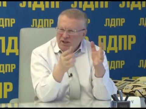 Жириновский о Нагорном Карабахе