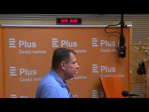 Paroubek utekl z živého vysílaní Českého rozhlasu