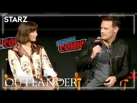 Outlander | New York Comic Con 2018 Panel | STARZ