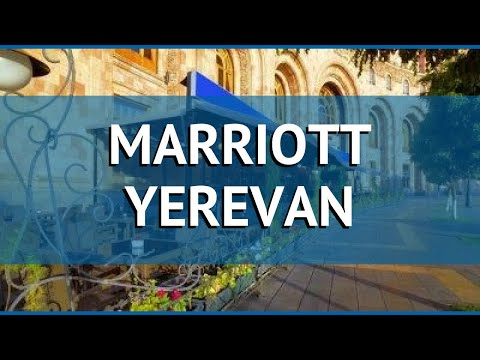 MARRIOTT YEREVAN 5* Армения Ереван обзор – отель МАРРИОТТ ЕРЕВАН 5* Ереван видео обзор