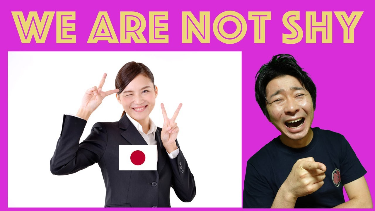 The 3 Reasons Why Japanese Are Not Shy!!!