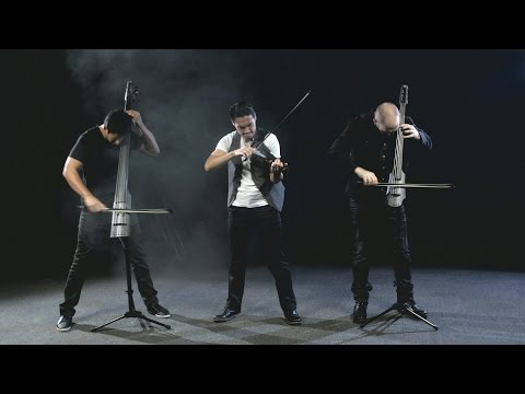 Simply Three  God Rest Ye Merry, Gentlemen violincellobass   in 4K