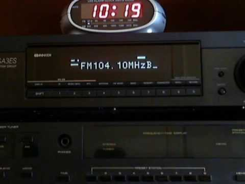 BN Radio 104.1 MHz Bosnia