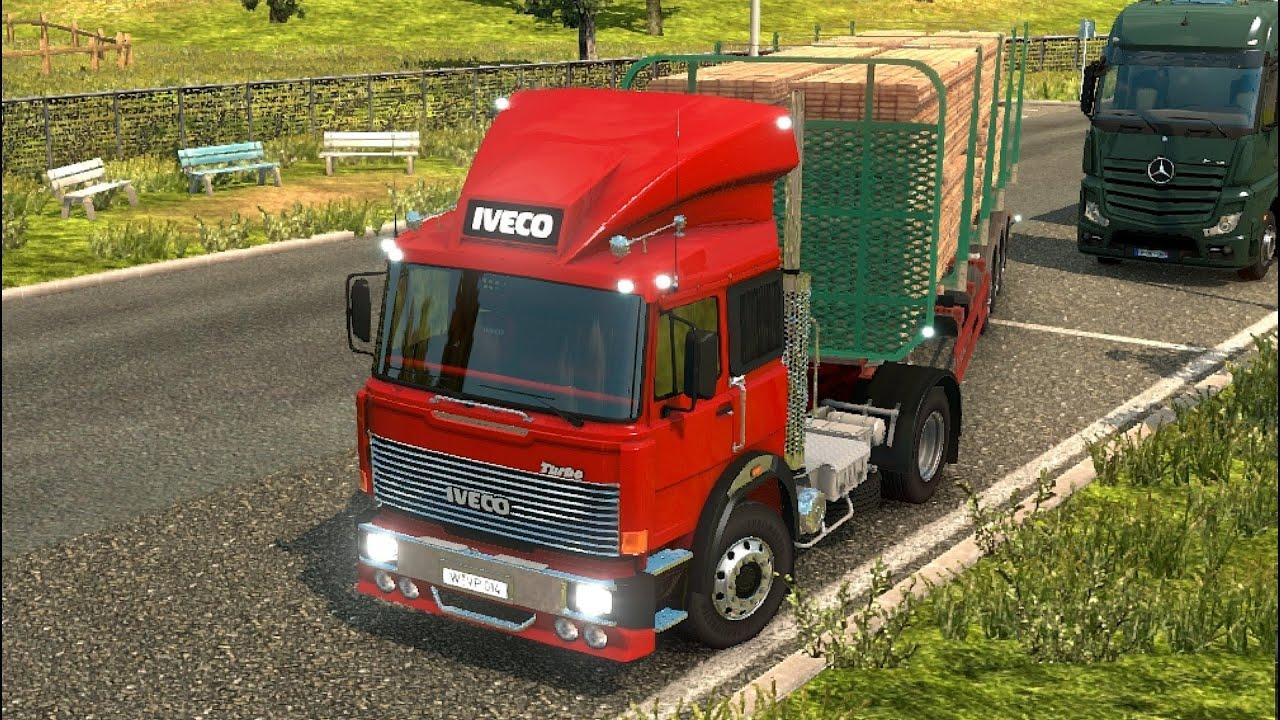 Euro Truck Simulator 2 mods, ETS 2 mods