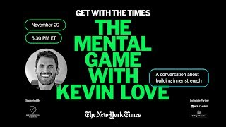 Get With The Times: Kevin Love and Juliet Macur