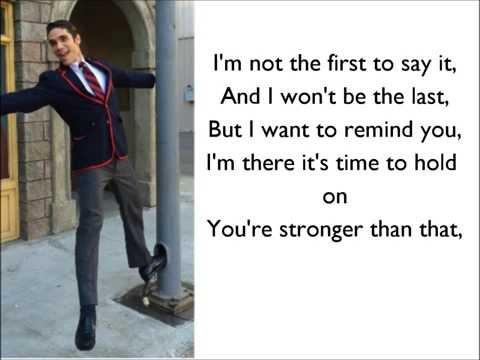 Glee Cast - Rise lyrics