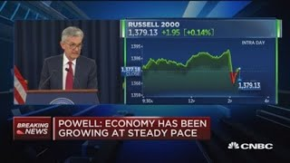 Watch Fed chair Jerome Powell's full statement following interest rate hike
