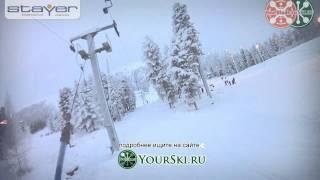 видео Основы понимания горнолыжной техники