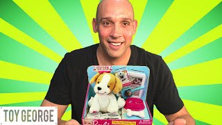 Barbie Training Pup - Potty Time Unboxing & Reviews