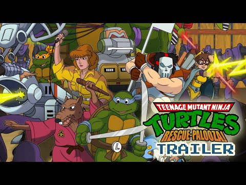 Play this radical Teenage Mutant Ninja Turtles fan game for free | PC Gamer