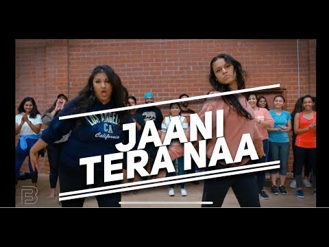 """JAANI TERA NAA""- ONE TAKE Bhangra Funk Dance 