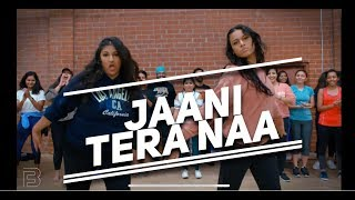 JAANI TERA NAA- ONE TAKE Bhangra Funk Dance | Shivani Bhagwan and Chaya Kumar Choreography