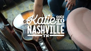 Katie Goes to Nashville Video | KATIE NICHOLAS ♣