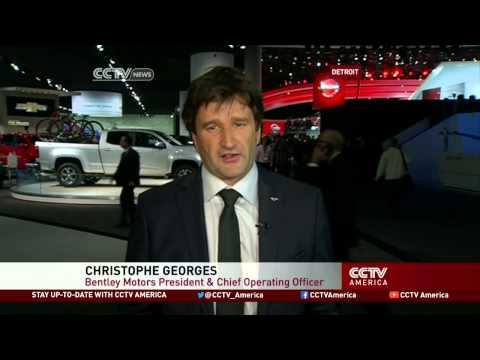 Georges on Super-Luxury Auto Market