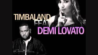 I Still Hear Your Voice - Timbaland feat. Demi Lovato