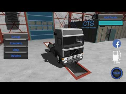 Cargo Transport Simulator - Обзор на андроид #7