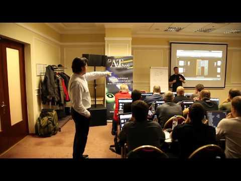 Harman Performance Manager тренинг, Техническая Школа A&T Trade
