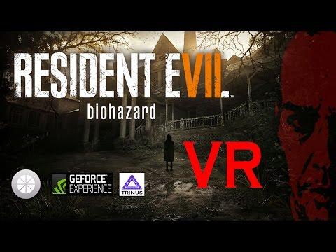 RESIDENT EVIL 7 VR TUTORIAL ( BIEN EXPLICADO)