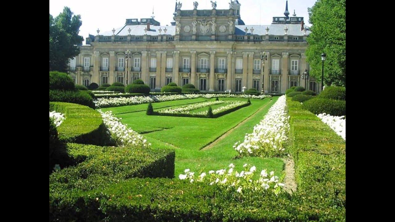 Palacios monasterios y jardines de la casa real espa ola - Jardines de casas ...