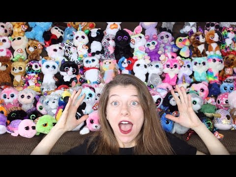 TY Beanie Boos Collection 2018