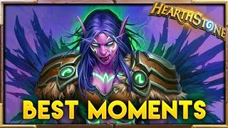 THE BEST Moments ep.107 | Hearthstone