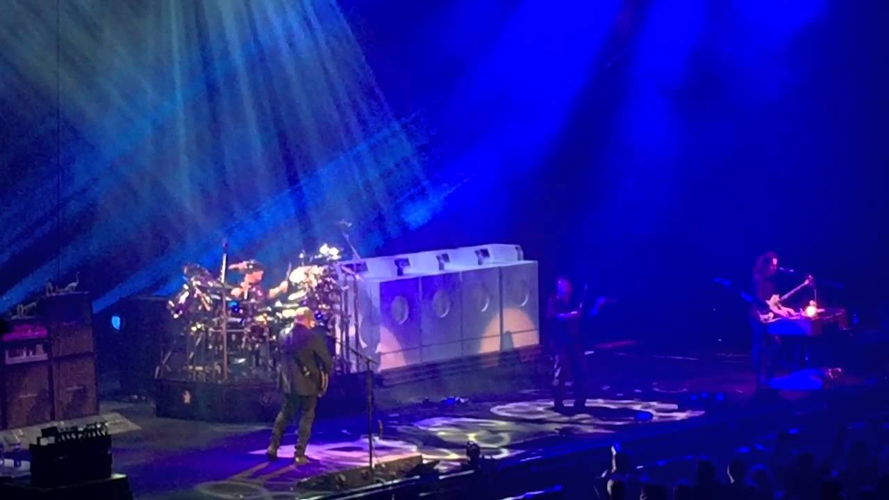 Rush Losing It R40 Tour Madison Square Garden Nyc