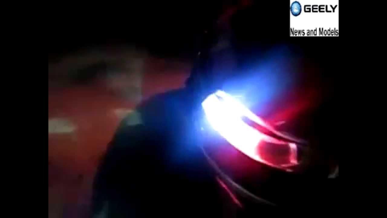Тест драйв Geely MK (джили мк) седан 1.5 1 поколение 2015 - YouTube
